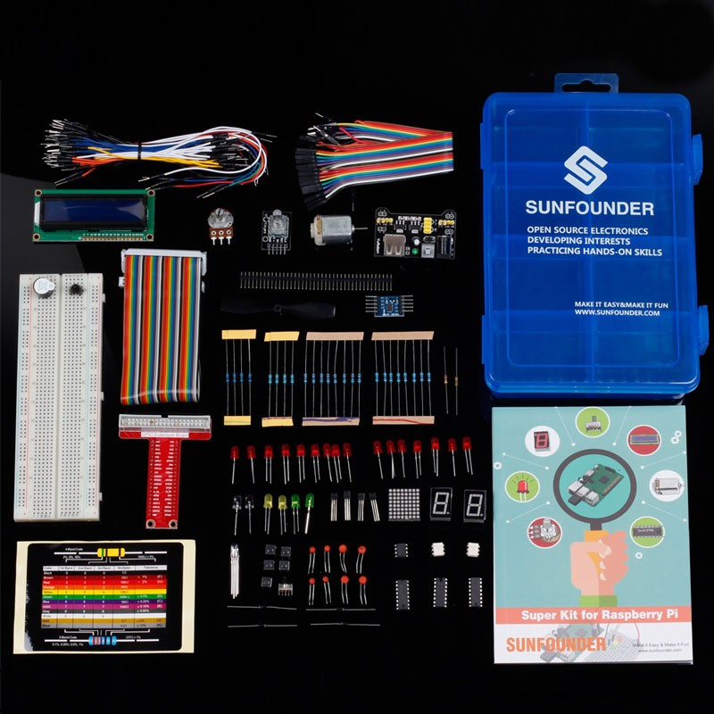 Super Kit V2.0 for Raspberry Pi