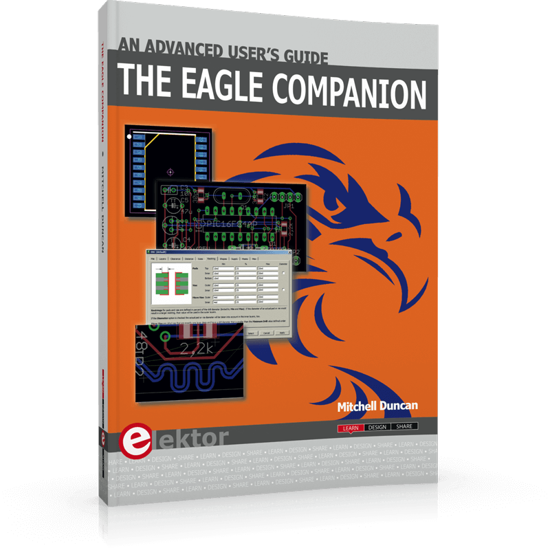 The EAGLE Companion (livre en anglais)