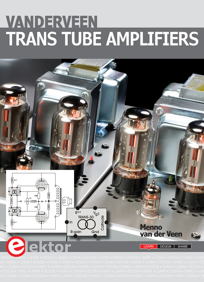 Vanderveen Trans Tube Amplifiers