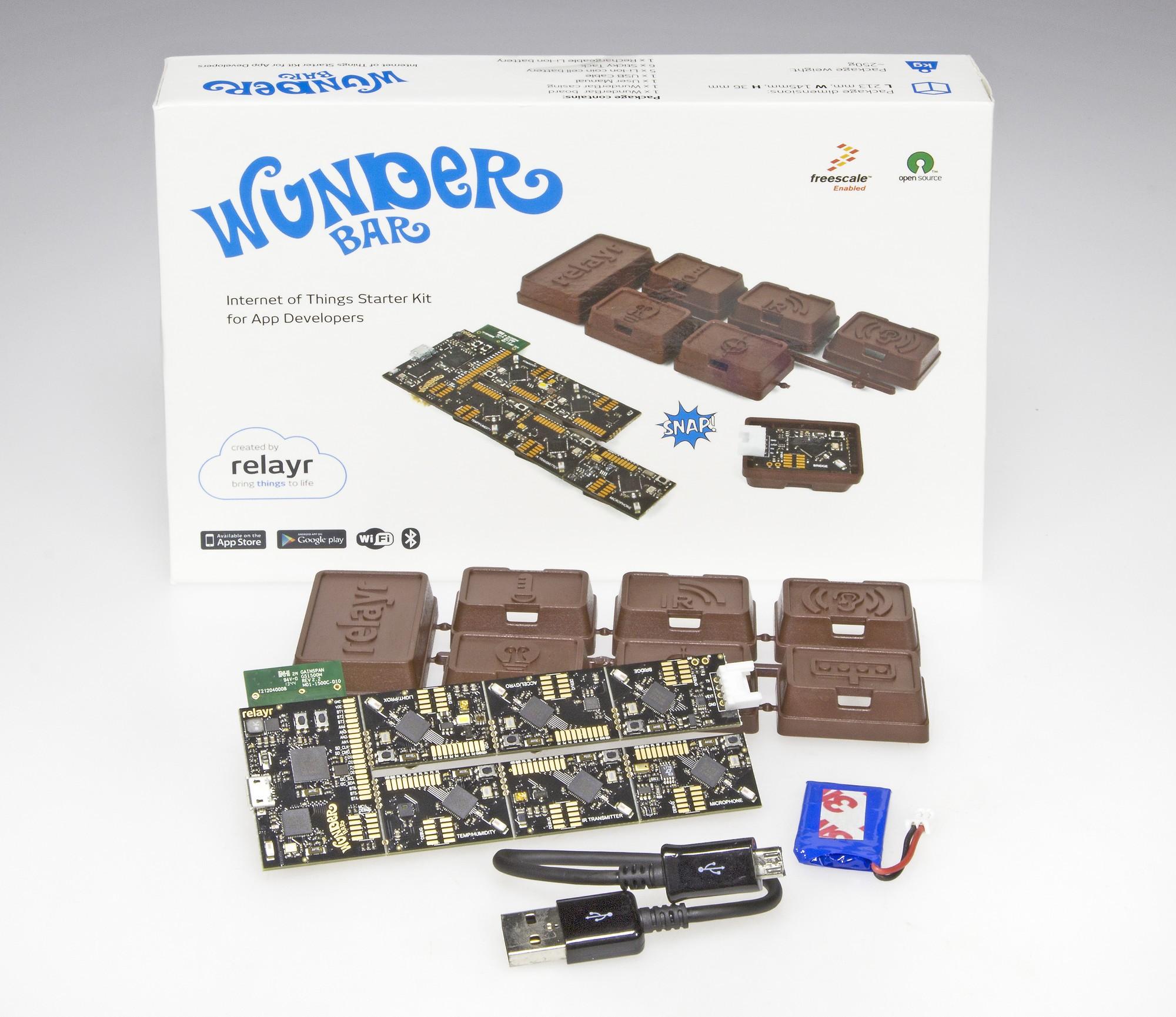WunderBar, ou l'IdO en morceaux